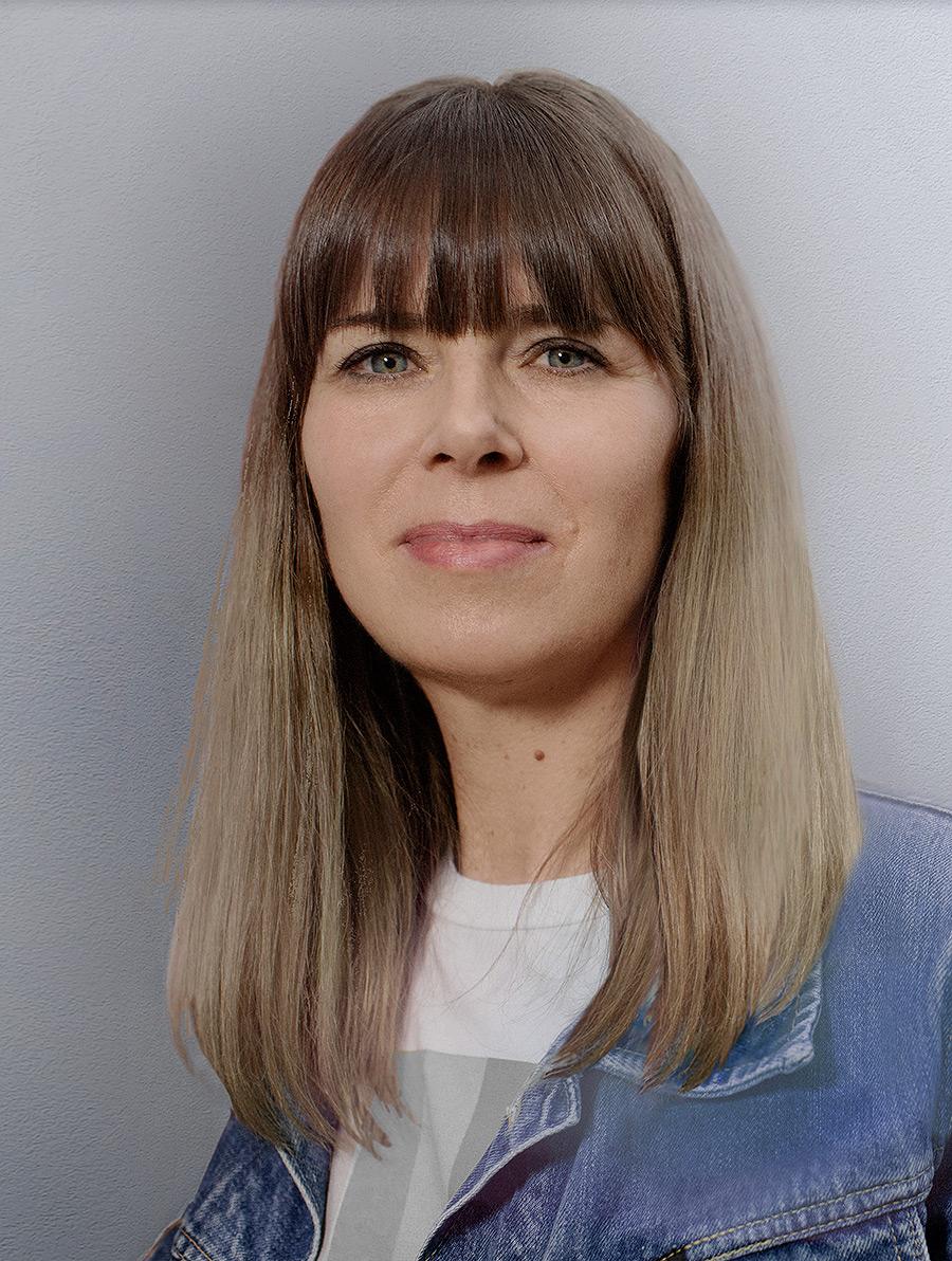 Juliane Rump, Koordinierungsstelle Sorgearbeit